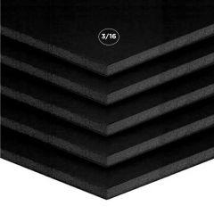 Cut Sizes of Black Foam Board Multi Packs