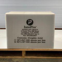 Pre-Boxed Corrugated Plastic Blanks